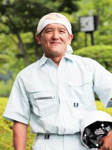 ヤマシタ塗装勤務歴25年 桐山 修