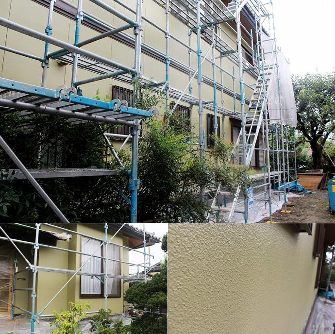 甲斐市 T様邸 2015年8月工事